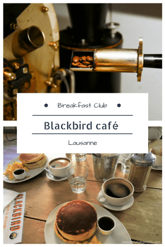 Blackbird café à Lausanne Pinterest