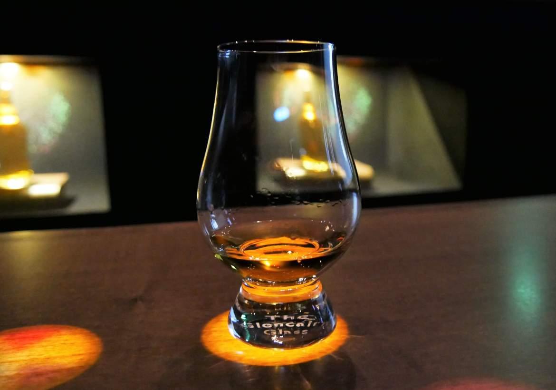 Dégustation de whisky au The Whisky Experience à Edimbourg