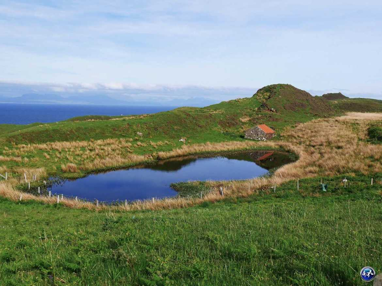 Paysage de l'Ile de Skye en Ecosse