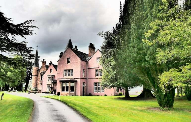 L'hôtel de Bunchrew à Inverness