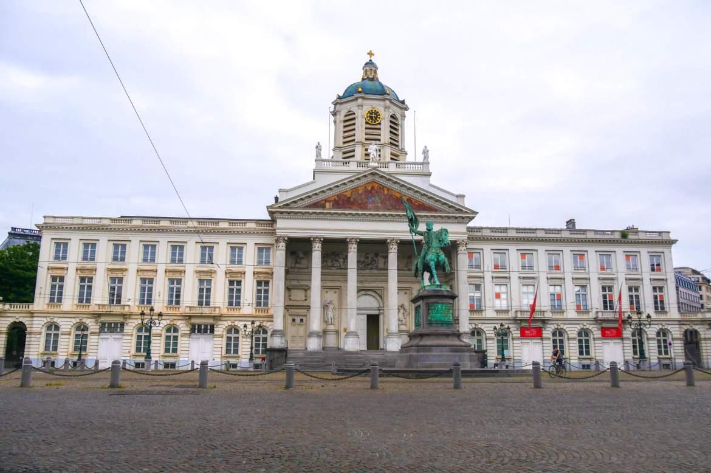 Palais de Bruxelles Quartier Royal