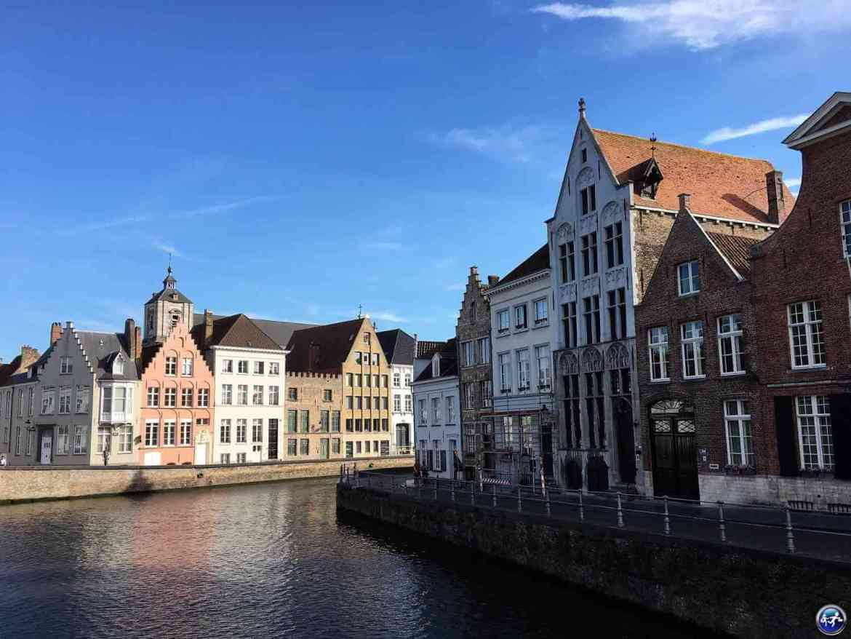 Découverte de Bruges avec le Hi Belgium Pass
