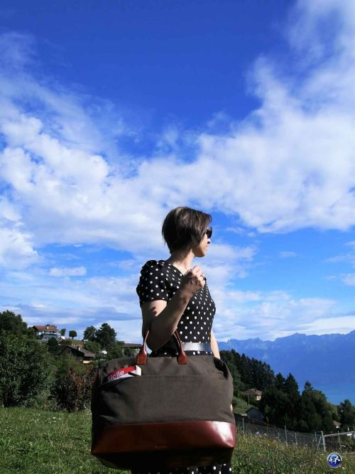 bien faire ses bagages sac week-end femme blog voyage suisse cosy on holidays again