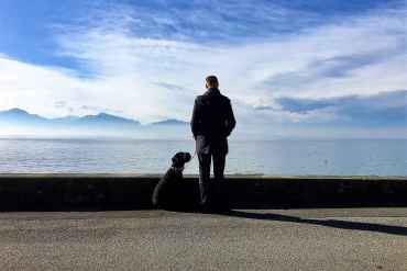 blogging et deuil au bord du lac leman à lausanne suisse blog voyage