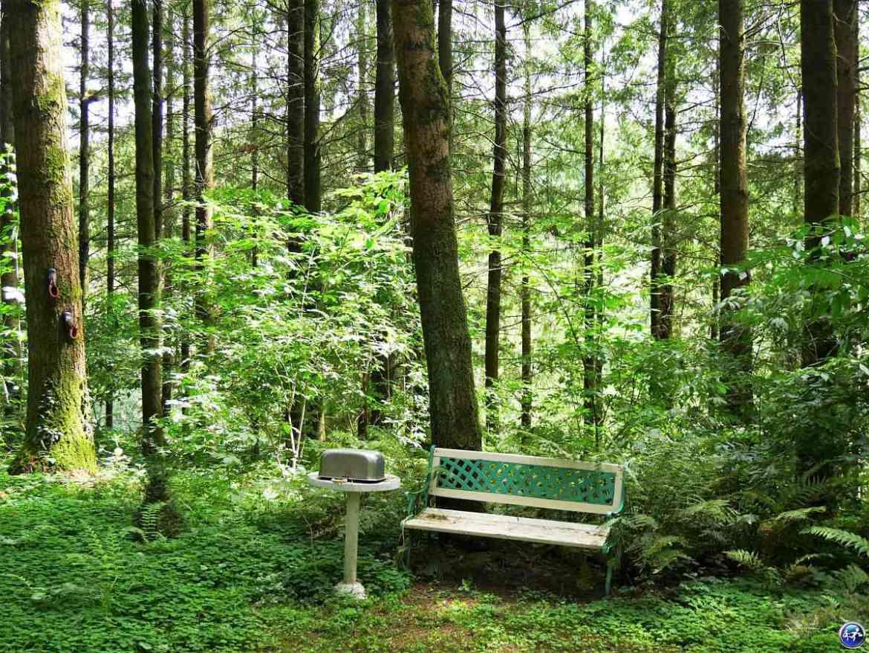 Jardin de la Cude aux alentours de Luxeuil-les-Bains dans les Vosges du Sud