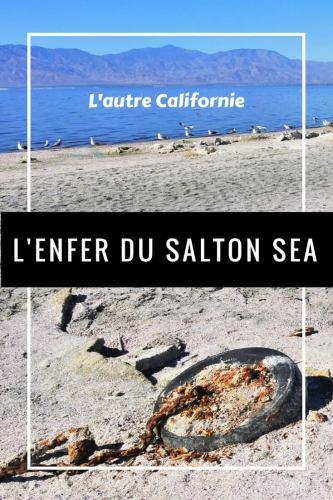 Visiter la Californie au Salton Sea Pinterest