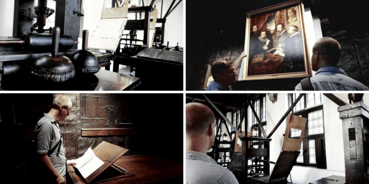Visite du musée Plantin-Moretus et les peintures baroques de Rubens
