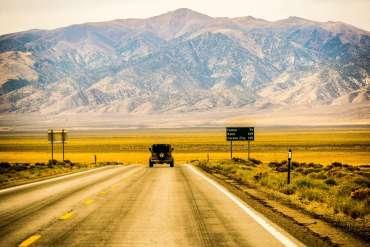 Route 50, la plus solitaire des USA