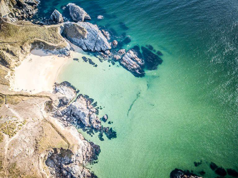Belle-ile-en-Mer ile paradisiaque Bretagne France