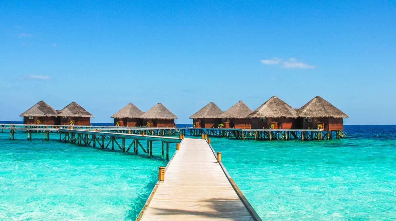 Mirihi ile paradisiaque Maldives