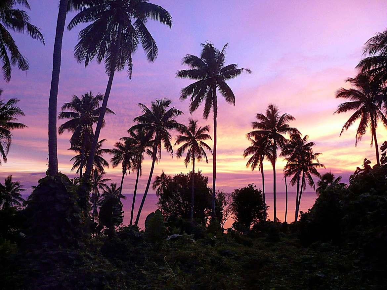 Pentecost ile paradisiaque Island Vanuatu