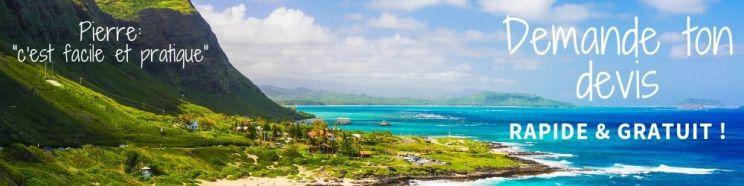 Devis Visiter Hawaii