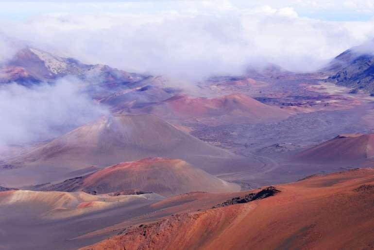 Haleakala National Parc à visiter à Maui