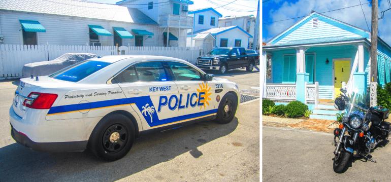 Police à Key West