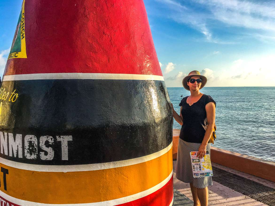 Southernmost Point US à Key West