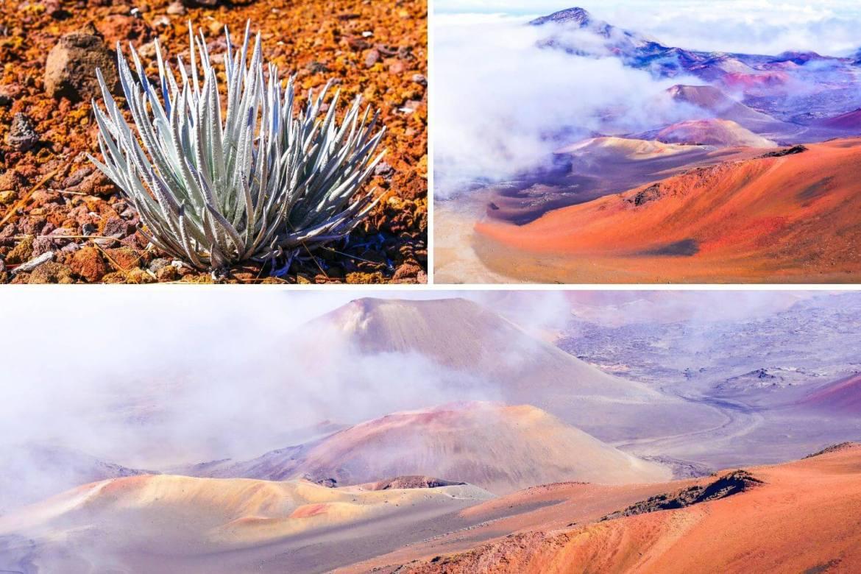 Cratère du Haleakala Maui