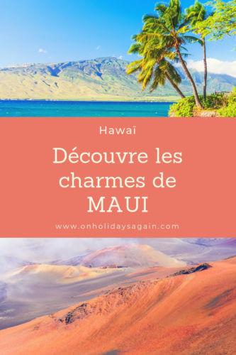 Que faire à Maui Hawaii Pinterest