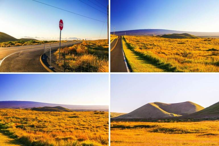 Saddle road Big Island