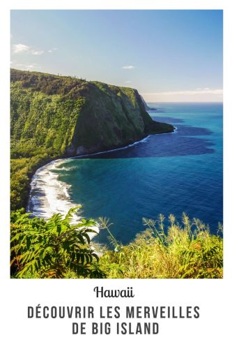 Visiter Big Island Pinterest