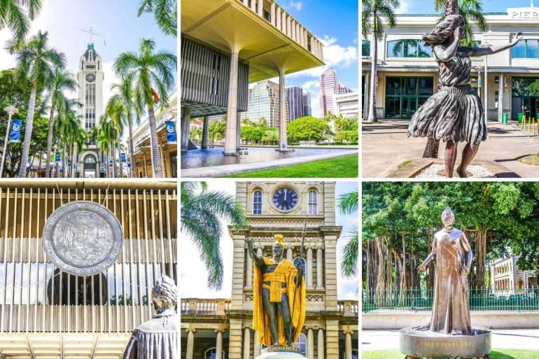 Incontournables à visiter à Honolulu