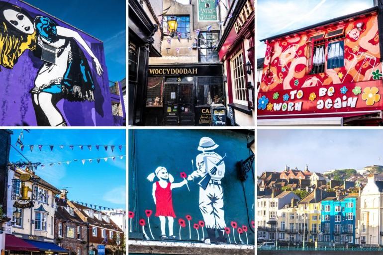 Visiter Brighton en Angleterre