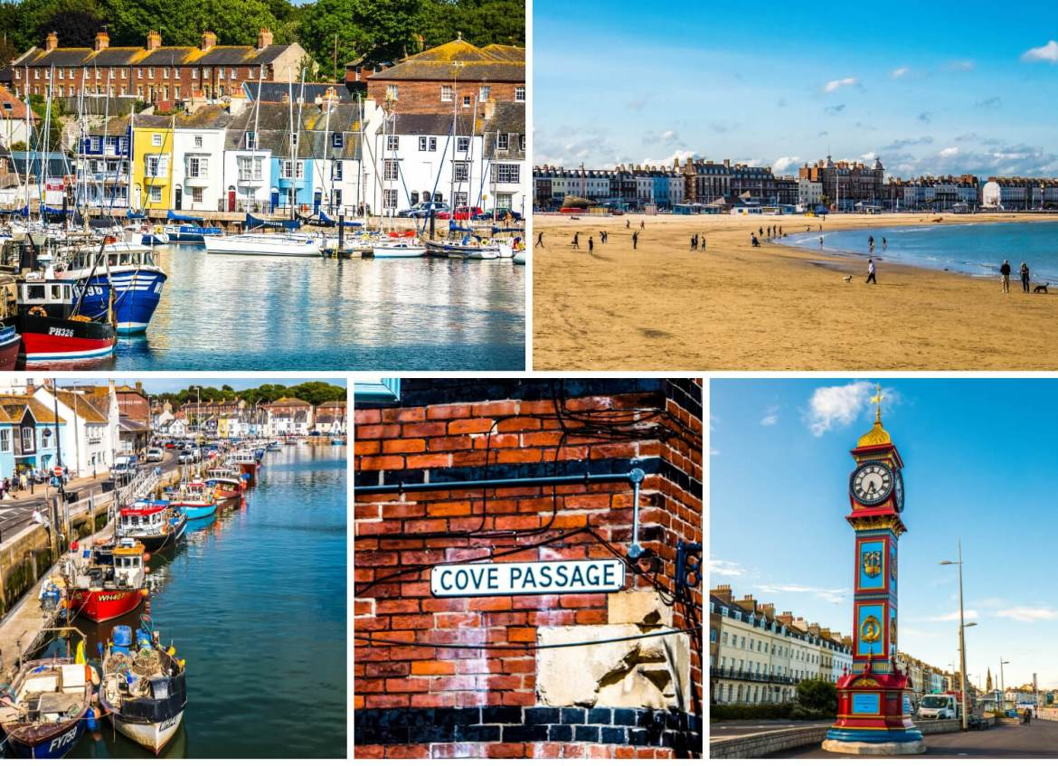 Visiter Weymouth road trip sud Angleterre