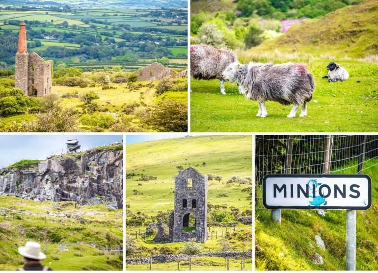 Visiter Bodmin Moor aux Cornouailles