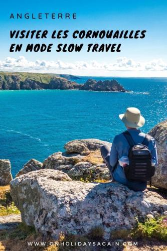 Visiter les Cornouailles en slow travel Pinterest