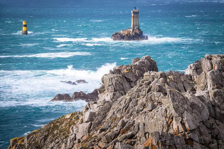 Pointe du Raz dans le Finistère