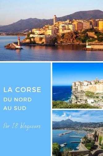 Visiter la Corse du nord au sud Pinterest