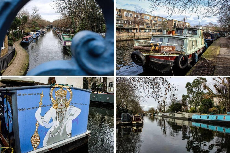 Visiter Little Venice à Londres