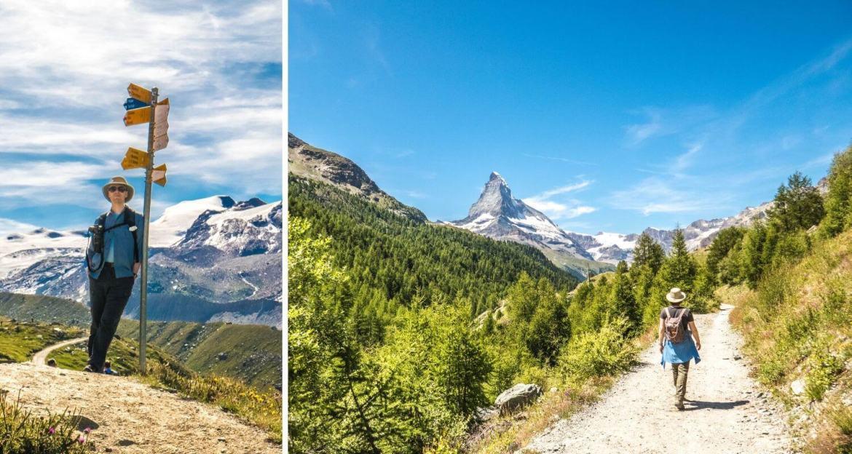 Randonnées à Zermatt