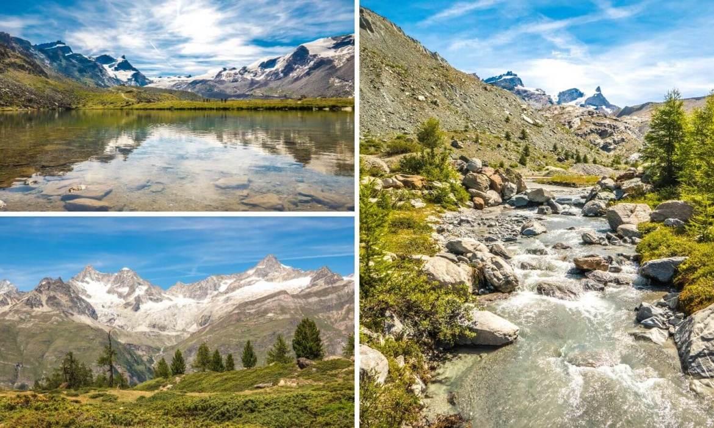 Sommets 4000 Zermatt