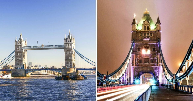 Voir le Tower Bridge à Londres