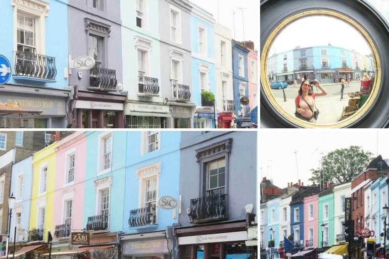 Visiter Notting Hill à Londres