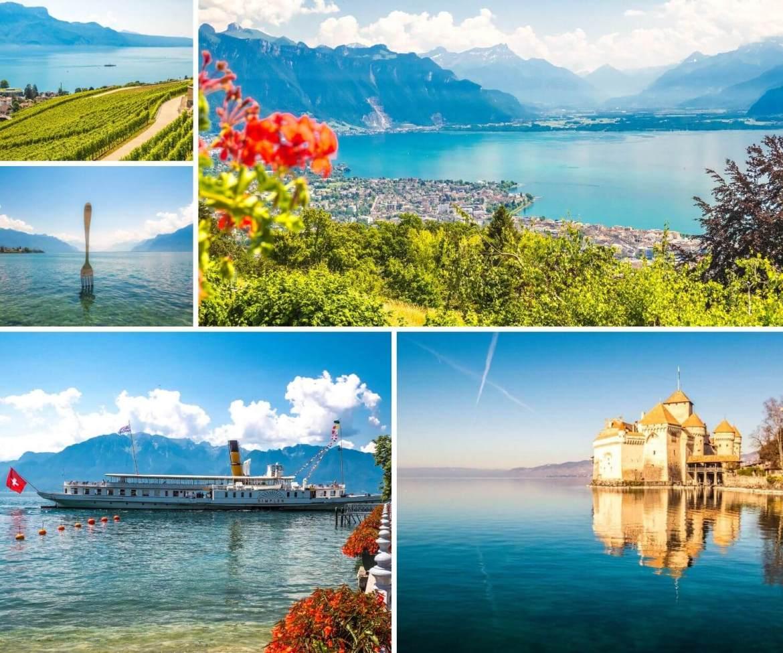 Visiter autour de Lausanne