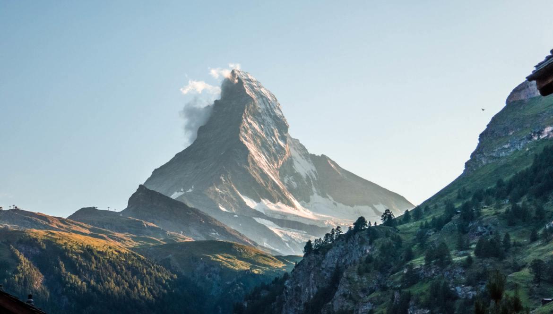 Voir le Cervin depuis Zermatt