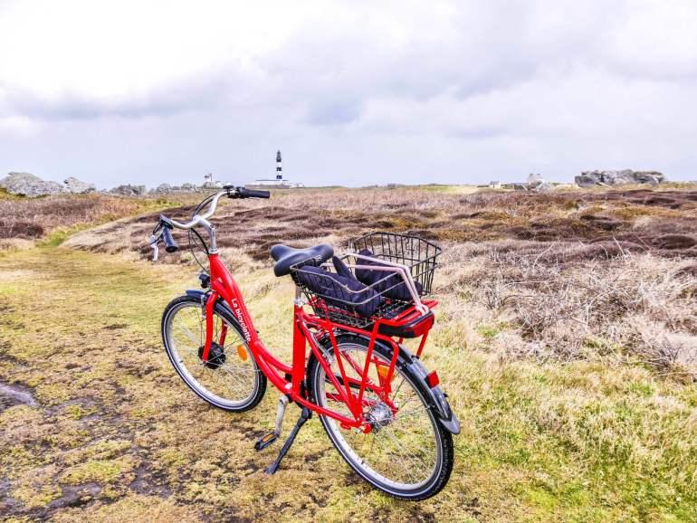 Visiter Ouessant à vélo