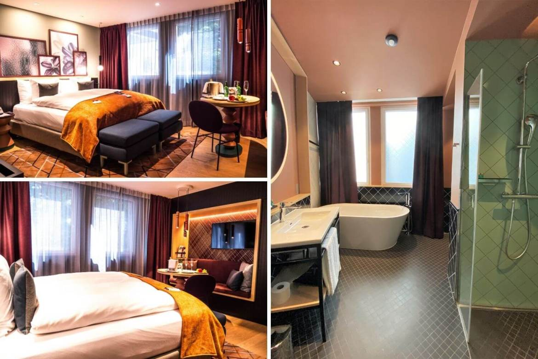 Dormir à l'hôtel Sorell St.Peter à Zurich