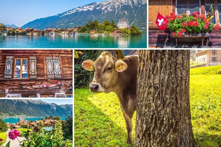 Visiter Iseltwald Oberland bernois