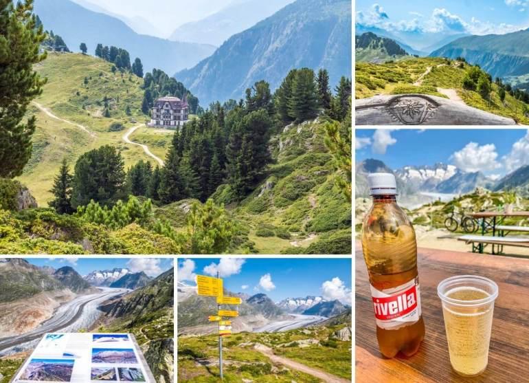 Aletsch Arena Week-end romantique Valais
