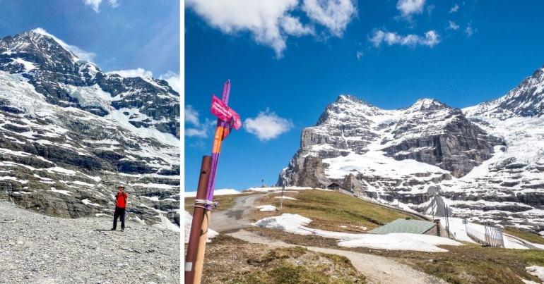 Glacier Eiger_Grindelwald que faire