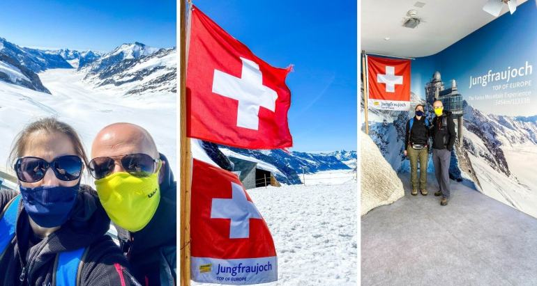 Jungfraujoch_Top of Europe_Gindelwald que faire