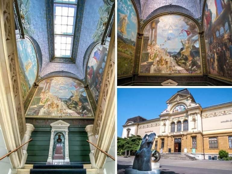 Musée d'art et d'histoire Neuchâtel