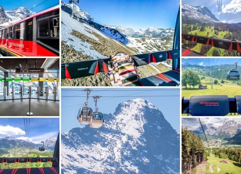 Télécabines de Grindelwald