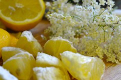 Elderflower cordial: http://wp.me/p26Y0F-N6