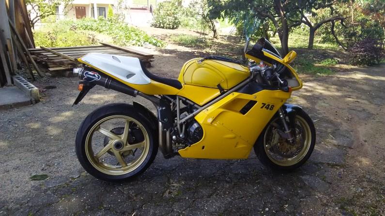 僕の通勤愛車オートバイ3
