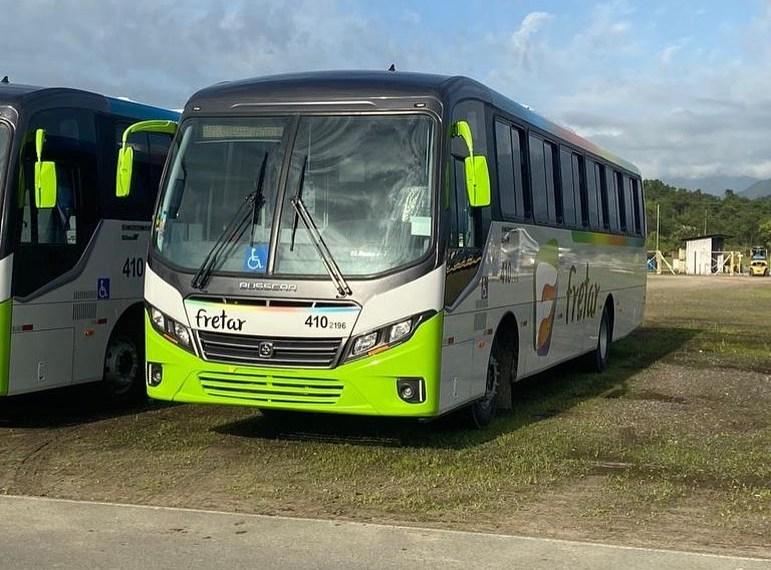 Fretar irá receber duas unidades do El Buss FT