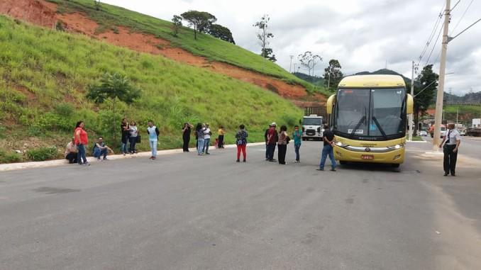 Mais um ônibus da Itapemirim é apreendido pela PRF no Leste de Minas