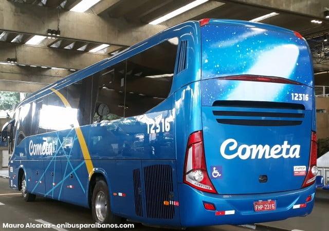 Cometa 12316 tras